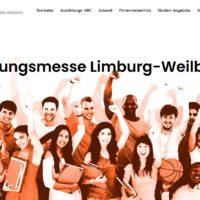 Screenshot Online-Bildungsmesse