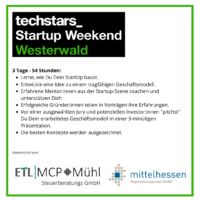 Zukunftsforum Tech Weekend